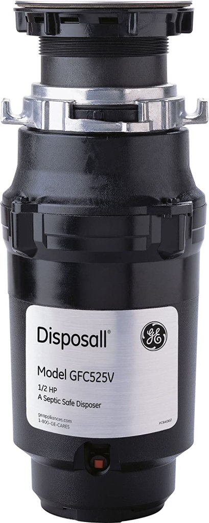 GE GFC525V .5 Horsepower Continuous Feed Disposal