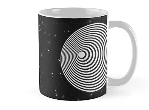 Twilight Zone spiral mug