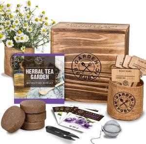 Garden Republic Indoor Seed Starter Kit