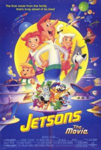 the jetsons movie poster