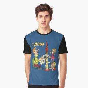 the jetsons tee shirt
