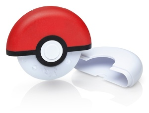Pizza Cutter Pokemon Ball