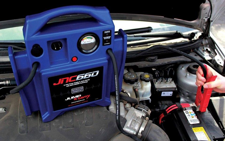 jump starter for car