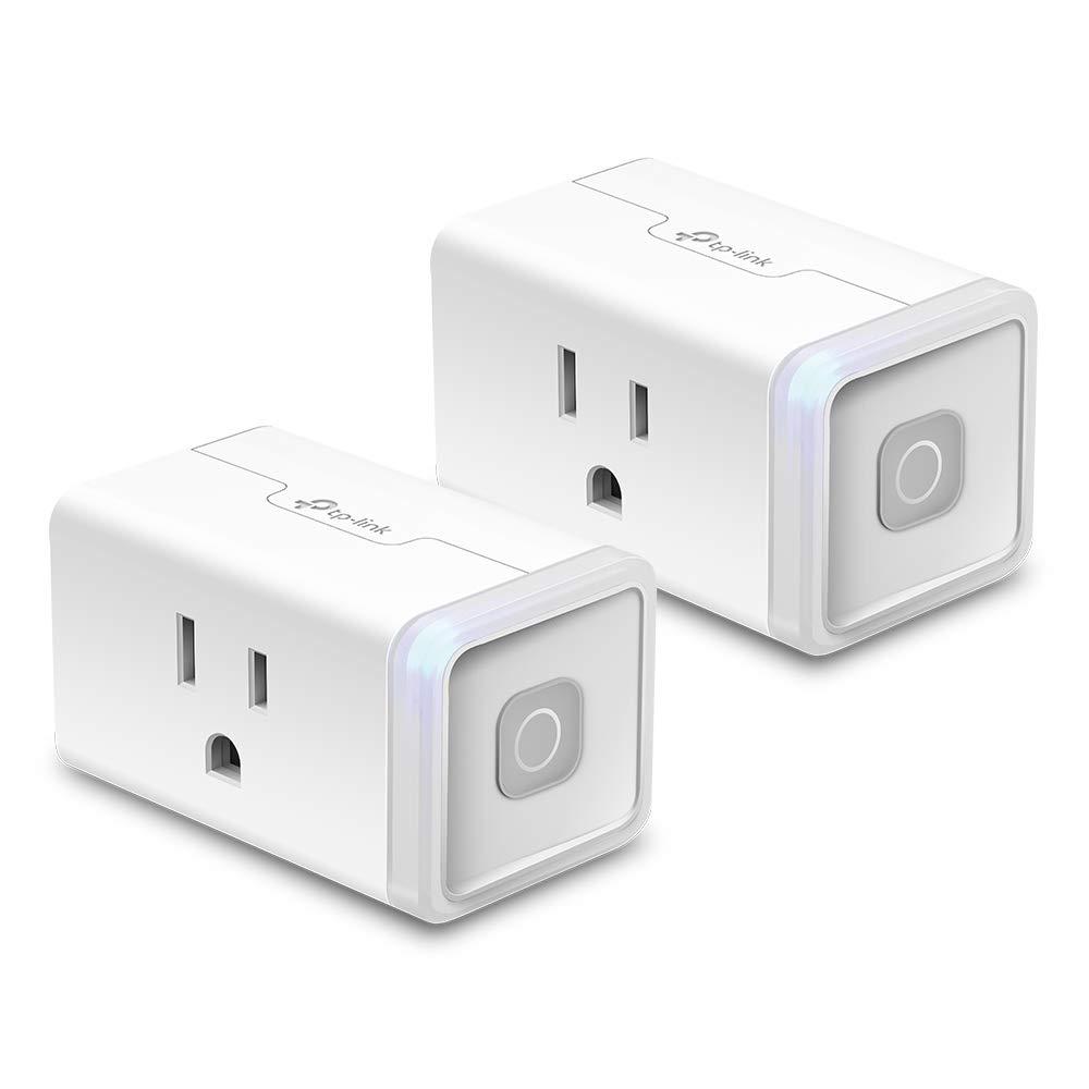 Kasa Smart WiFi Plug Lite by TP-Link 2-Pack Amazon