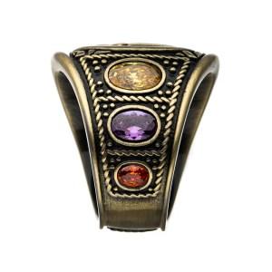 Avengers Infinity Stone Ring