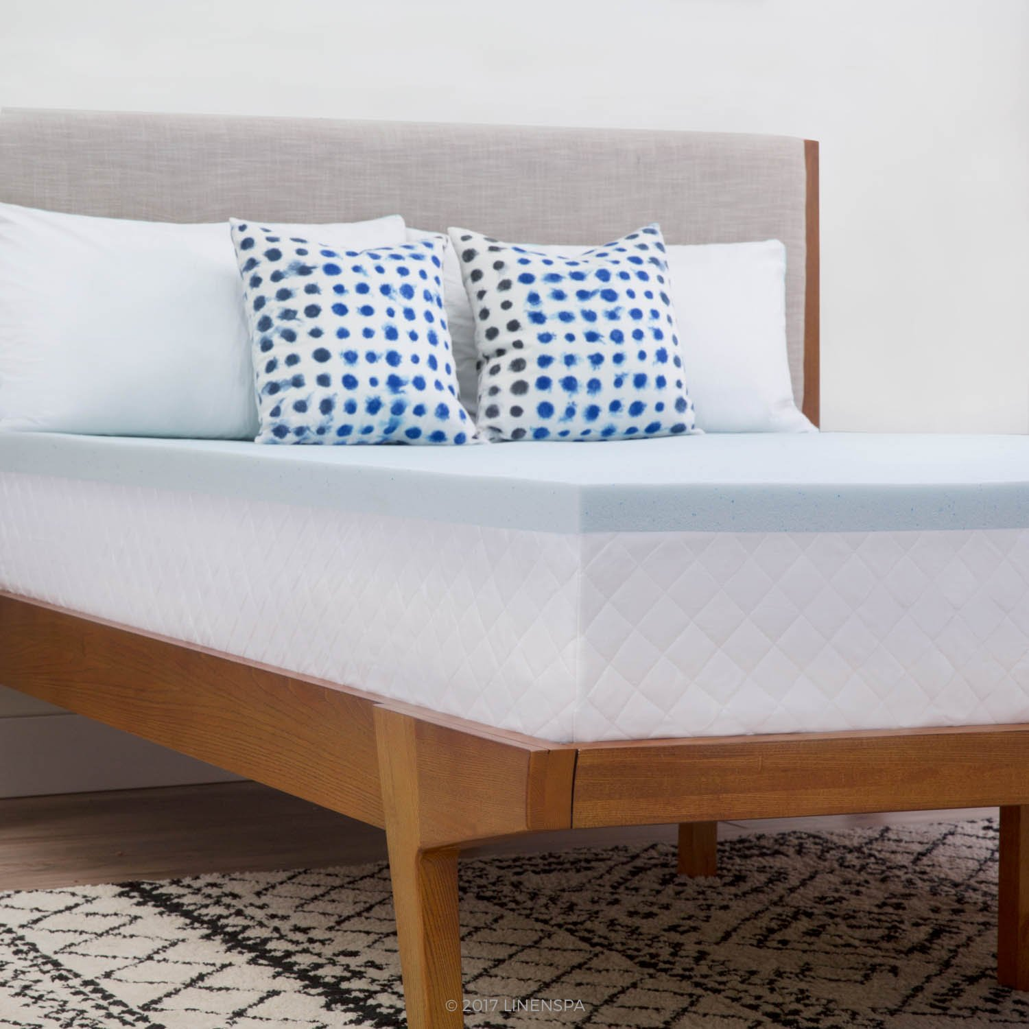 Linenspa Mattress Topper