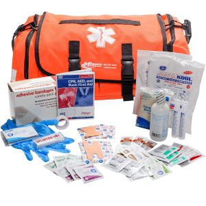MFASCO Complete Emergency Response Trauma Bag