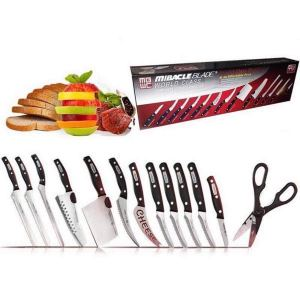 as seen on TV products miracle blade knife set