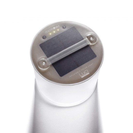 inflatable matte solar lamp