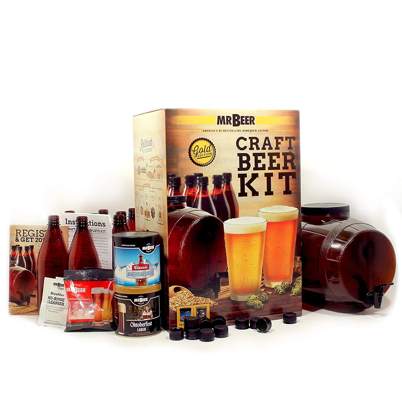 Mr Beer Home Brewing Kit
