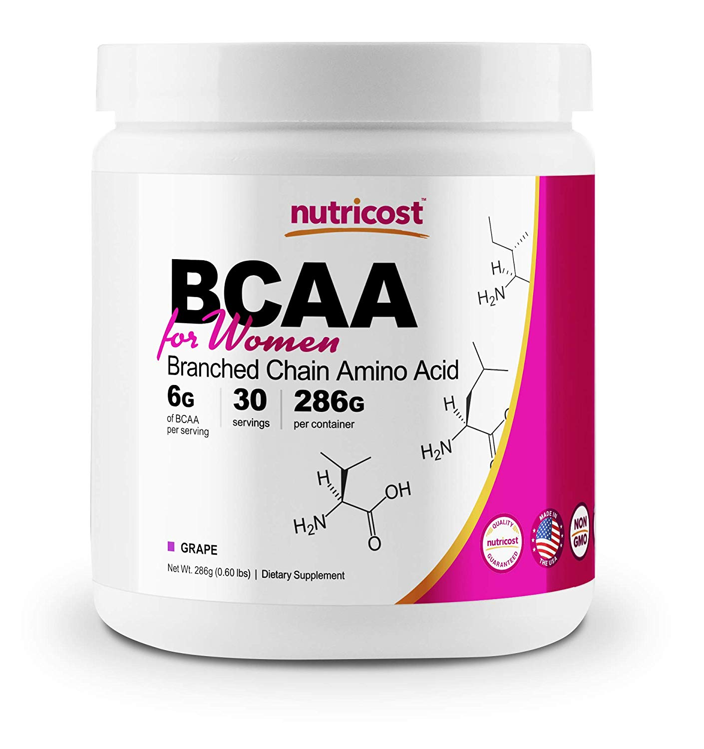 Nutricost BCAA for Women