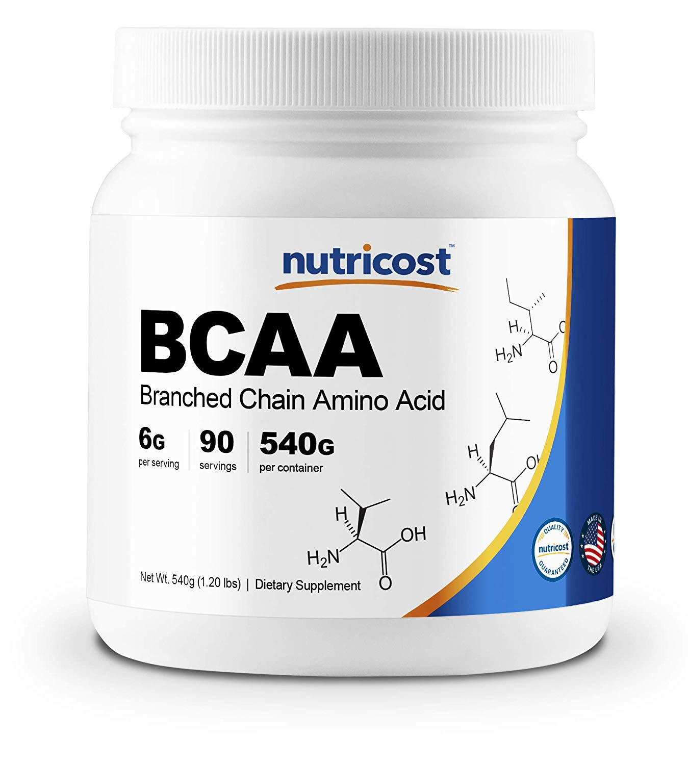 Nutricost BCAA Powder