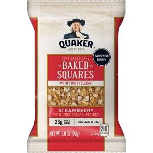 Quaker Baked Squares