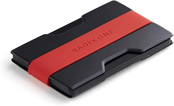 radix carbon fiber wallet
