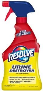 how to clean your mattress resolve urine destroyer spray