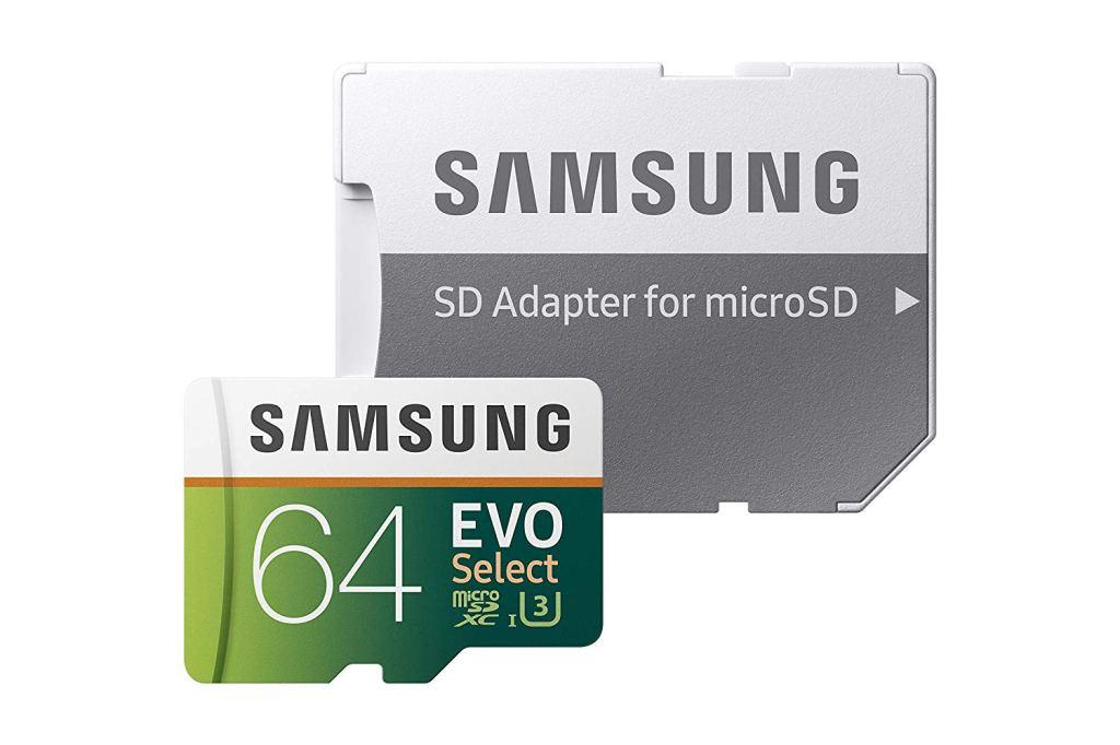 Samsung 512GB MicroSD Memory Card