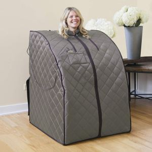 at home saunas radiant personal portable