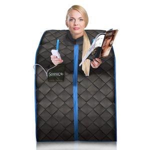 at home saunas serenelife personal portable