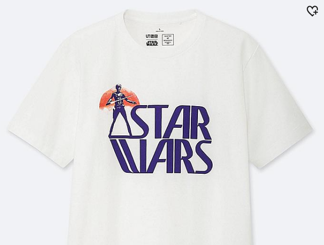 Uniqlo Star Wars Nigo