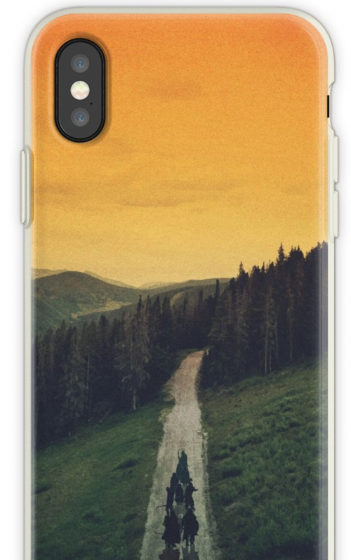 Fellowship lord of the rings iPhone case