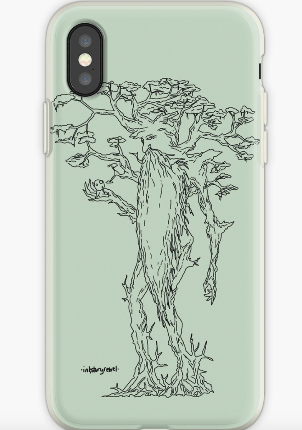 Lord of the Rings LoTR treebeard ent iPhone case