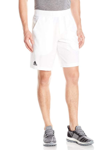 best white tennis shorts adidas