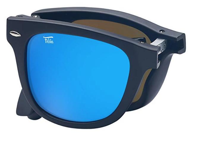 Foldies folding sunglasses Wayfarer