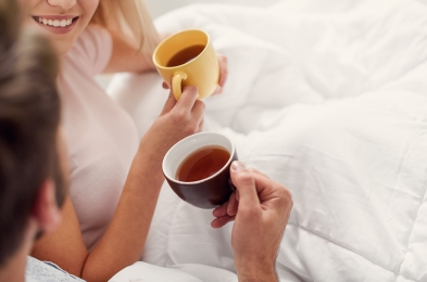 best bedtime teas to lull you into a perfect night's sleep