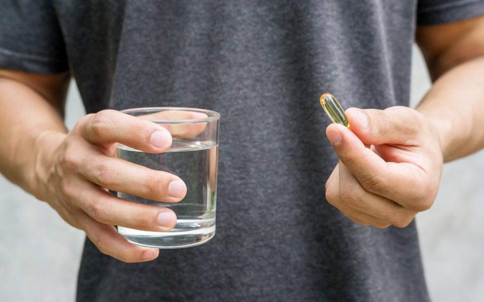 best fish oil capsules for men