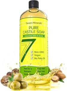 best natural soaps castile
