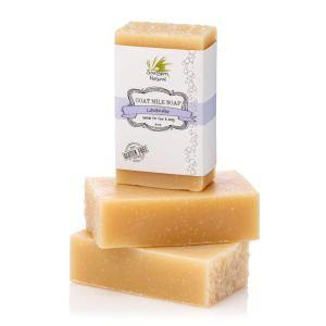 best natural soaps lavender goat