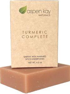 best natural soaps turmeric