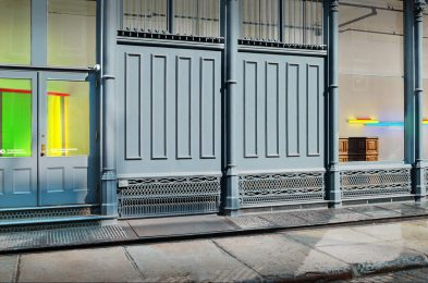 donald judd space new york exterior