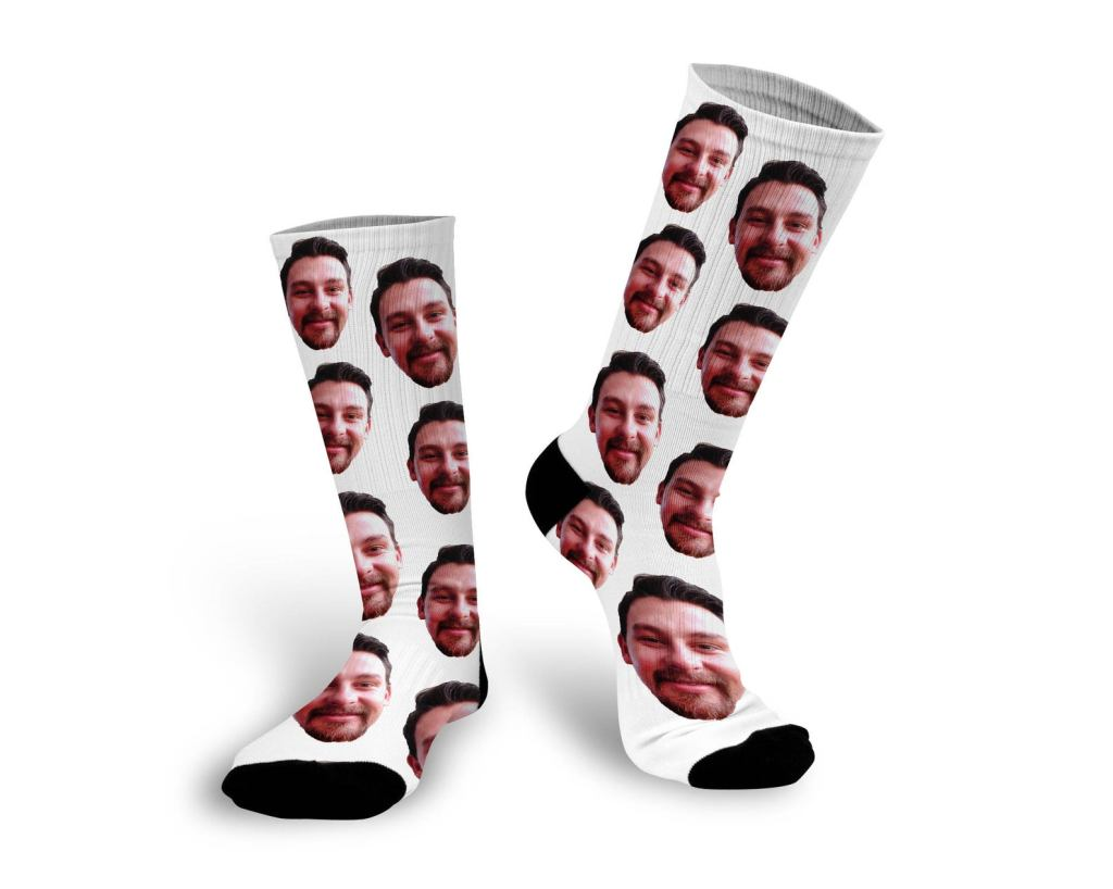 stampoutonline personalized socks