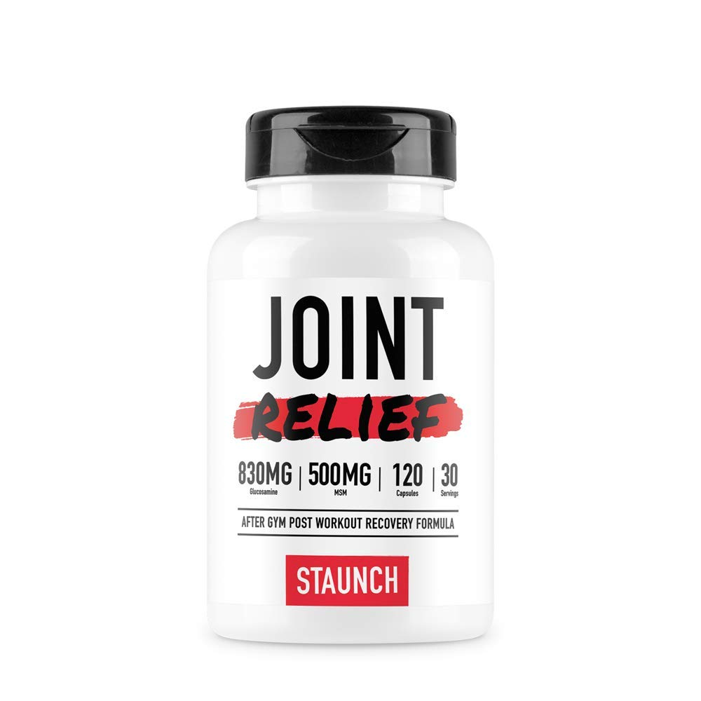 Staunch Joint Relief 120 Capsules