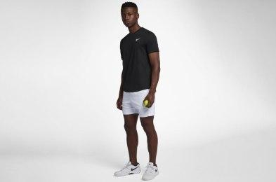 best white tennis shorts for men
