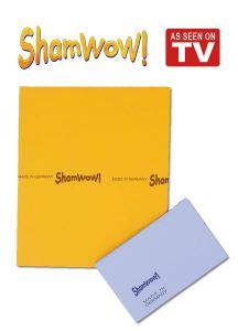 as seen on TV products the original shamwow shammy