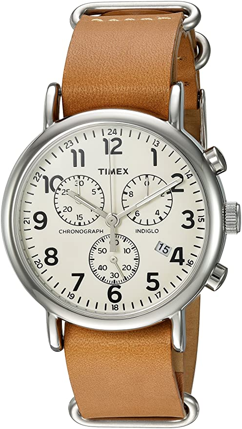 timex weekender - best affordable watches on amazon