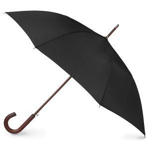 best portable umbrella wooden j handle