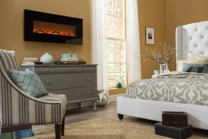 Touchstone Onyx Electric Fireplace