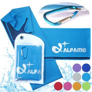 cooling towel alfamo wet
