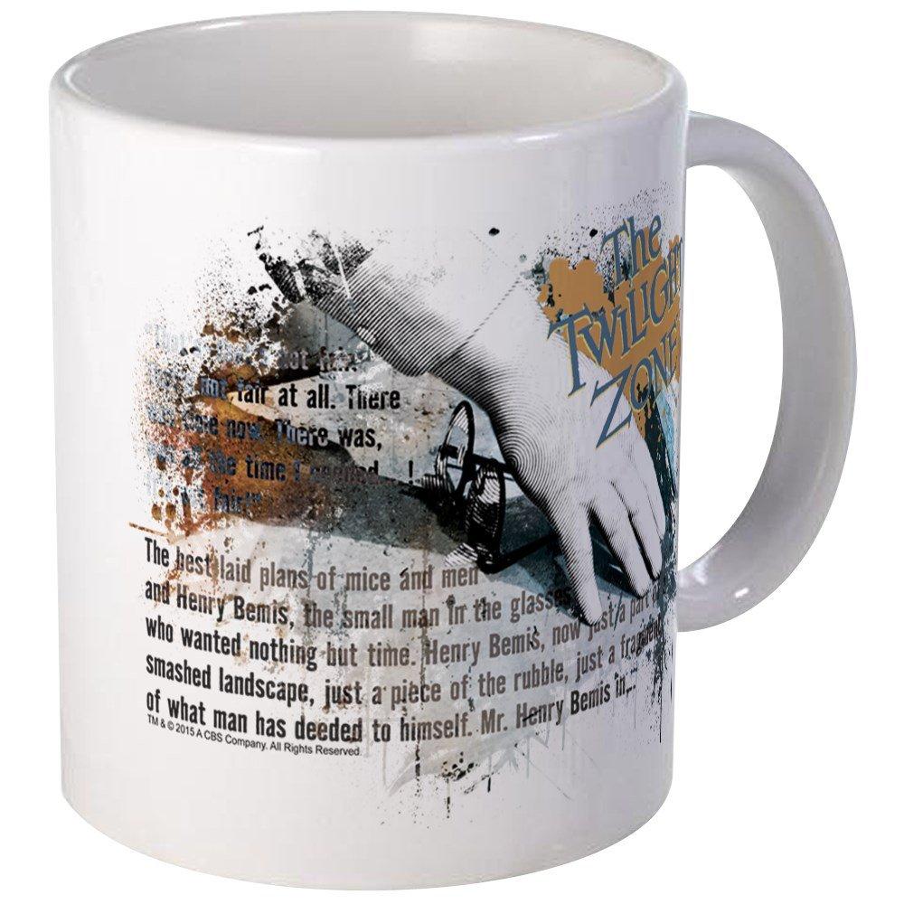 Last Man on Earth Twilight Zone mug