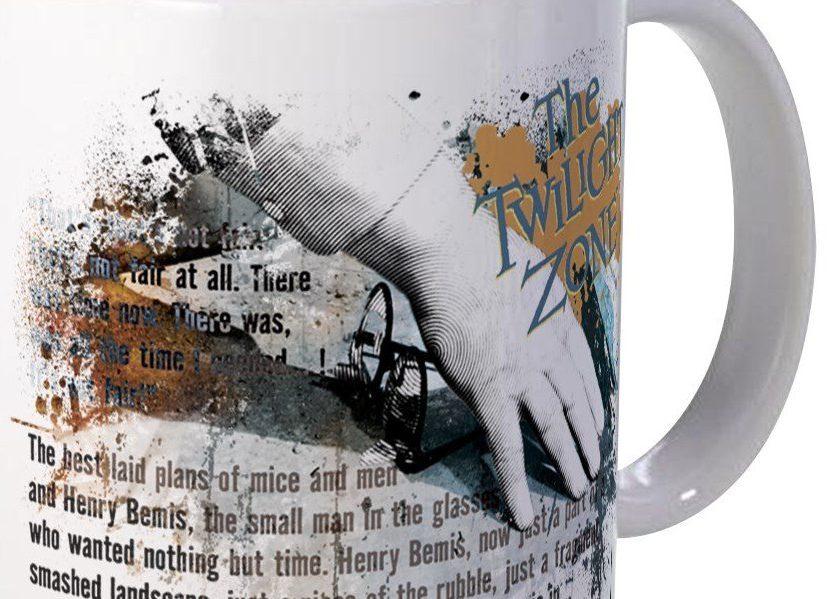 Twilight Zone mug