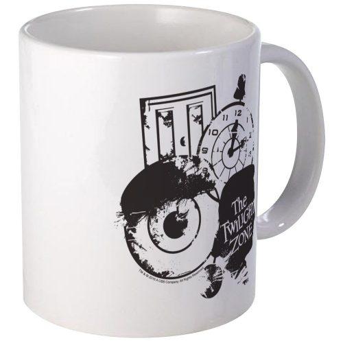 Twilight Zone intro mug