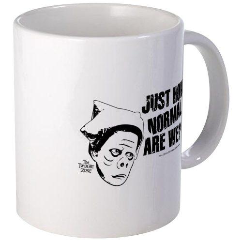 Twilight Zone normal mug