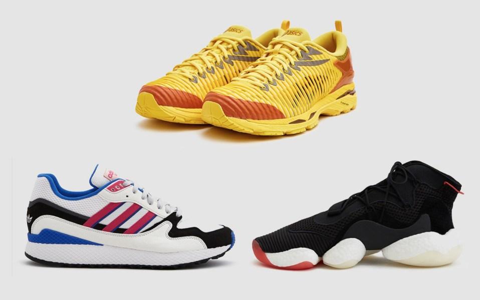 Best Ugly Sneakers Men's Nike Adidas