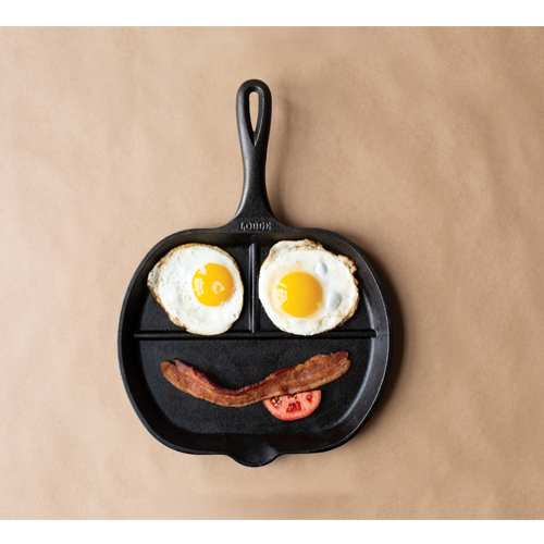 unusual kitchen accessories lodge cast iron breakfast skillet