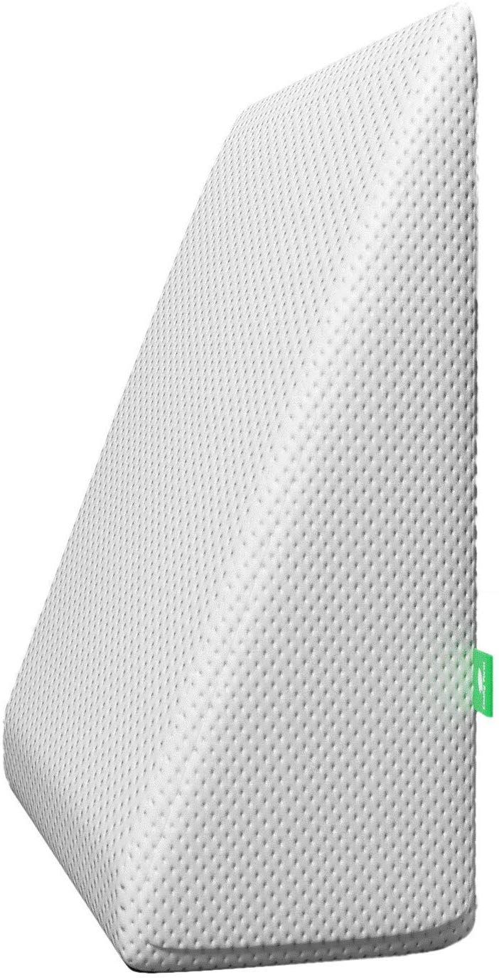 best wedge pillow cushy foam bed