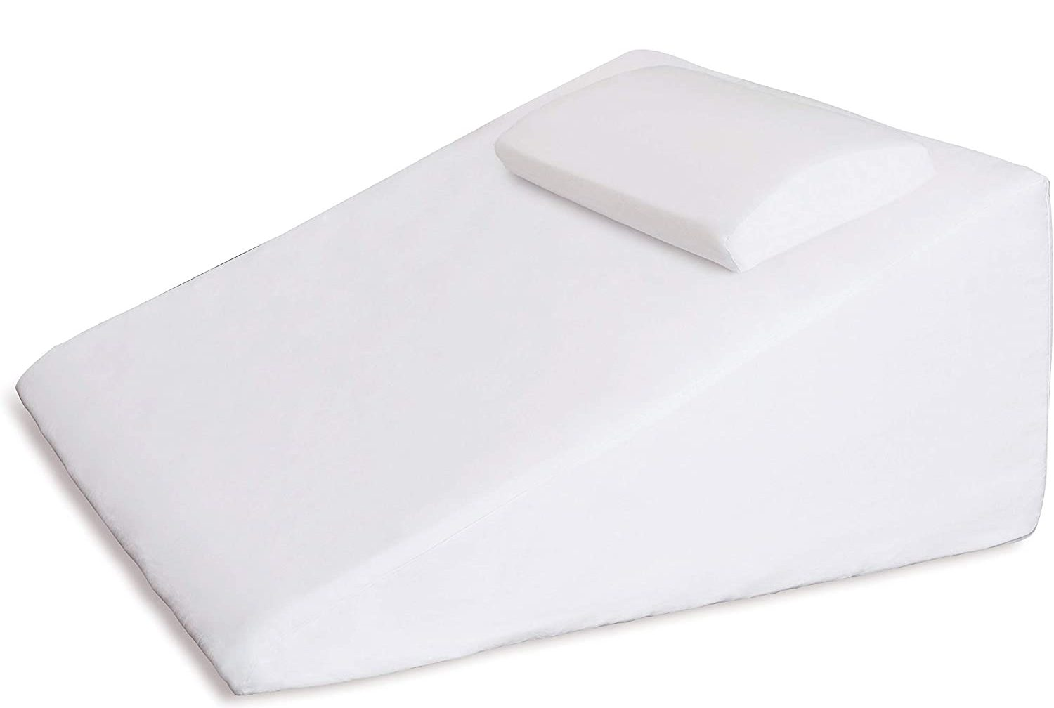 best wedge pillow intevision extra large
