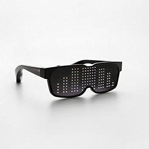 Equalizer LED Glasses